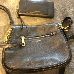 Marc Jacobs crossbody with wallet